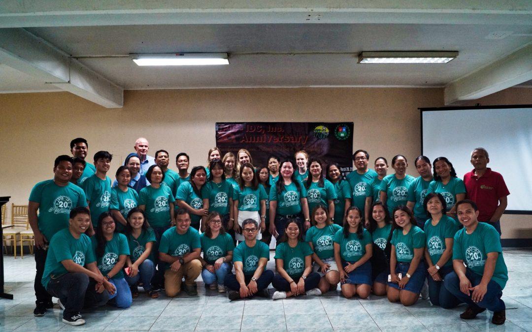 Justice, Peace & Integrity of Creation-Integrated Development Center (JPIC-IDC), Inc. celebrates its 20th Founding Anniversary