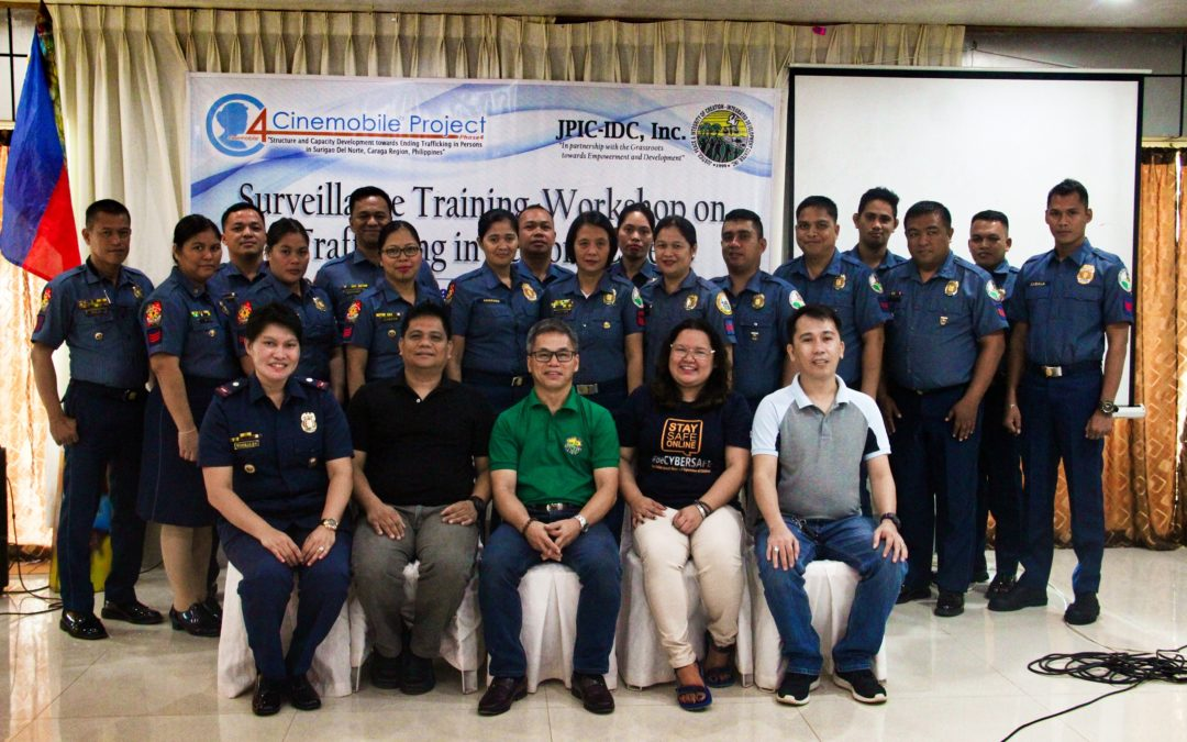 Four-Day Surveillance Training-Workshop on Trafficking in Persons Cases