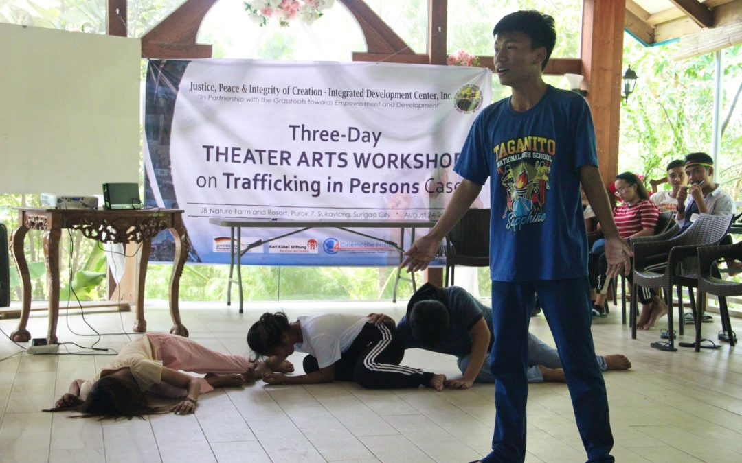 3-Day Theatre Arts Workshop
